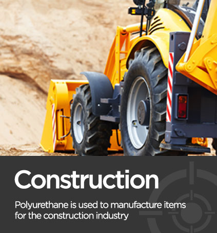construction image associated with environmentally friendly polyurethane