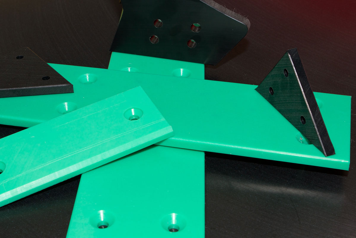 Polyethylene Linings made to order